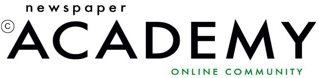 newspaper academy logo