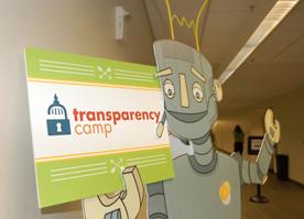 Transparancy Camp