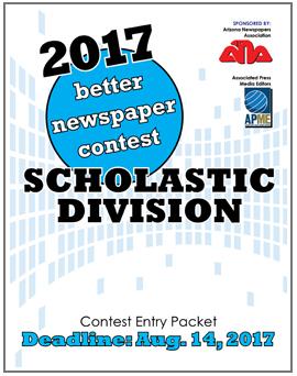 Arizona Scholastic Division BNC Contest cover