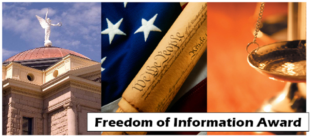 Freedom of Information | Arizona Newspapers Association
