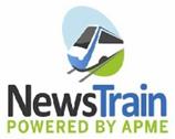 NewsTrain logo